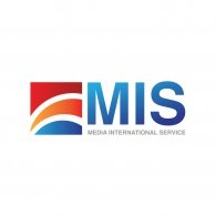 Media International Service Logo Vector