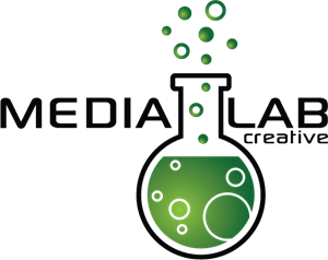Media Lab Creative, LLC Logo Vector