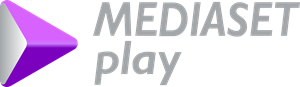 Mediaset Play Logo Vector