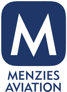 Menzies Aviation Logo Vector
