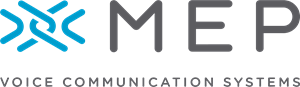 MEP Voice Communication Systems Logo Vector