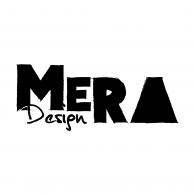 Mera Design Logo Vector