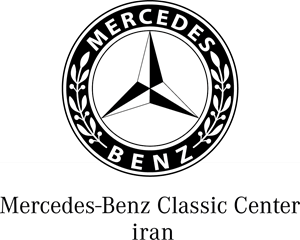 Mercedes Benz Classic Center IRAN Logo Vector