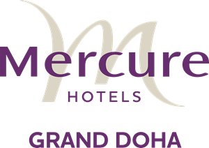 Mercure Grand Doha Logo Vector