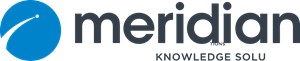 Meridian Knowledge Systems Logo Vector