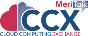 MeriTalk CCX Cloud Computing Exchange Logo Vector