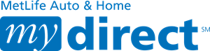 MetLife Auto & Home MyDirect Logo Vector
