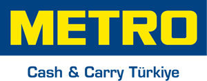 Metro Cash & Carry Logo Vector