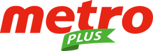 Metro Plus Supermarket Logo Vector