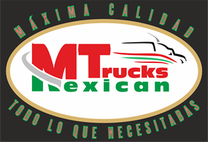 Mexican Trucks Logo Vector