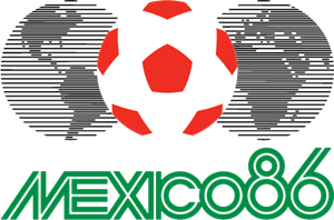 Mexico 86 Logo Vector