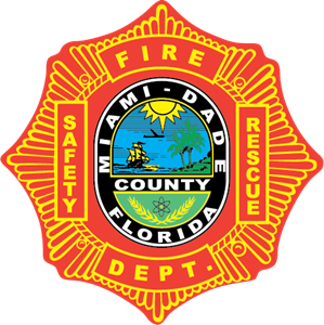 miami dade fire rescue Logo Vector