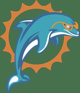 miami dolphins logo vector svg free download rh seeklogo com