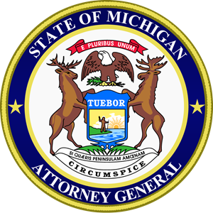 Michigan Attorney General Logo Vector