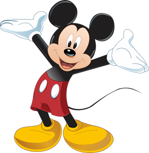 Mickey Logo Vector