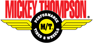 Mickey Thompson Tires Logo Vector
