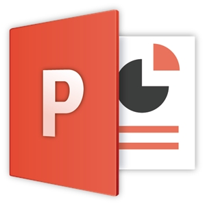 Microsoft PowerPoint for Mac Logo Vector