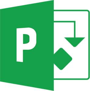 Microsoft Project (MSP) Logo Vector