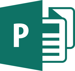 Microsoft Publisher 2013 Logo Vector