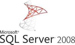 Microsoft SQL Server 2008 Logo Vector