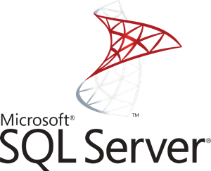 Microsoft SQL Server Logo Vector