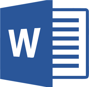 MICROSOFT WORD 2013 Logo Vector ( AI) Free Download
