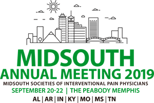 Midsouth Annual Meeting 2019 Logo Vector