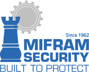 Mifram Security Logo Vector