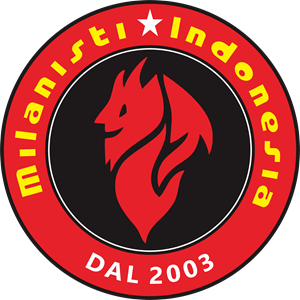 Milanisti Indonesia Logo Vector