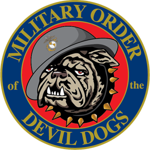Military Order of the Devil Dogs Logo Vector