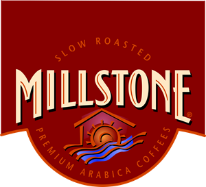 Millstone Coffee Logo Vector