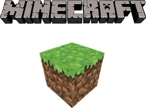 minecraft Logo Vector