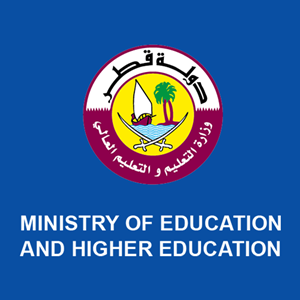 Ministry of Education and Higher Education Qatar Logo Vector