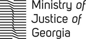 Ministry of Justice of Georgia Logo Vector