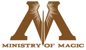 Ministry of Magic ® Logo Vector