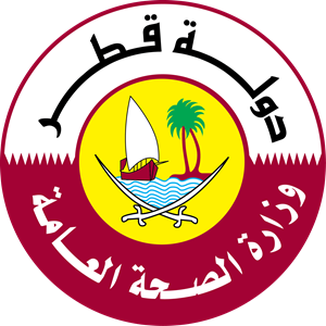 Ministry Of Public Health Qatar (Arabic) Logo Vector