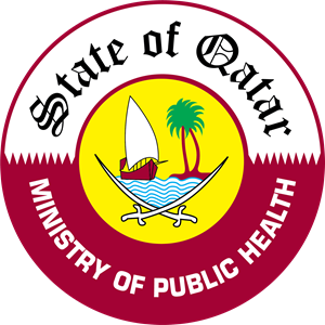 Ministry Of Public Health Qatar (English) Logo Vector
