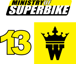 MINISTRY OF SUPERBIKE Logo Vector