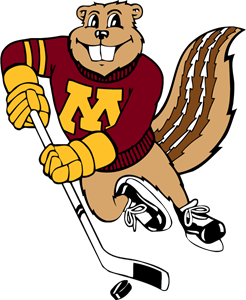 Minnesota Golden Gophers Logo Vector