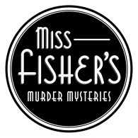 Miss Fisher's Murder Mysteries Logo Vector