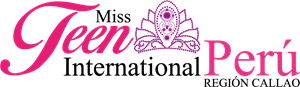 Miss Teen International Peru Logo Vector