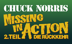 Missing in Action 2 – Die Rückkehr Logo Vector