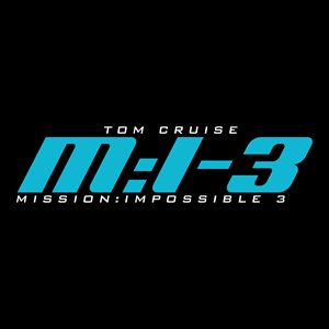 Mission Impossible III Logo Vector