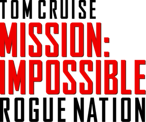 Mission Impossible – Rogue Nation Logo Vector