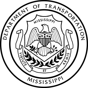 Mississippi Department of Transportation Logo Vector
