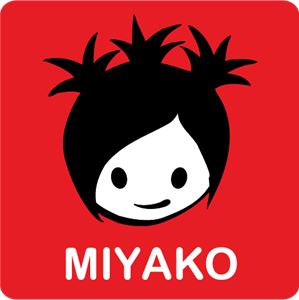 miyako accessories Logo Vector