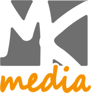 MKMEDIA Advertising & Graphic design Logo Vector
