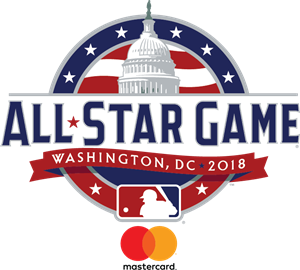 MLB All-Star Game Logo Vector