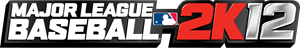 MLB Major League Baseball 2K12 Logo Vector