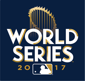 MLB World Series Logo Vector